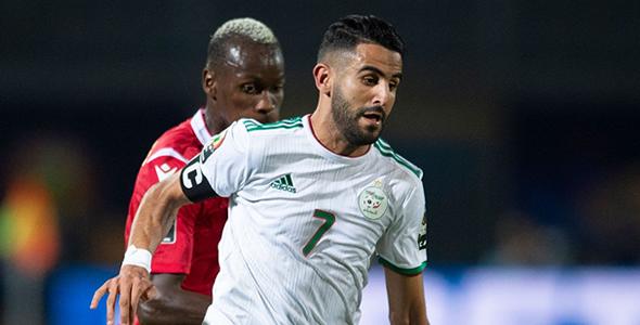 阿爾及利亞攻擊手馬列斯上场有进球進賬。